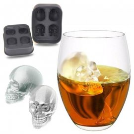 3D Ice Skull Mold Ice Maker \ FREE Shipping