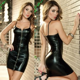 Sexy oblečenie Slim Dress Clubwear Stripper