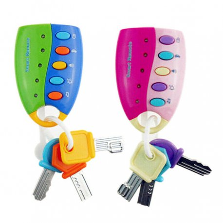 Hrací klíče s melodiemi pro děti miminka /Poštovné ZDARMA!