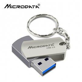 Kovový Flash Disk klíčenka USB 3.0 16GB 32GB 64GB 128GB flashdisk