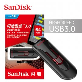 SanDisk CZ48 Flash Disk USB 3.0 16GB 32GB 64GB 128GB flashdisk