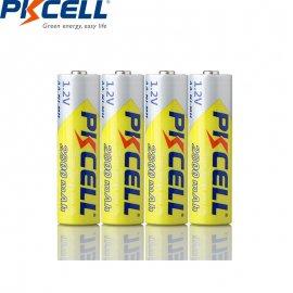 10x nabíjecí baterie AA 1.2V 1.2v NIMH 2600~2800mAh (10ks v balení) /Poštovné ZDARMA!