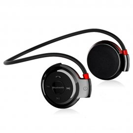 Foldable Stereo MP3 Wireless Headphone, FM Radio, BT 4.0, MicroSD, USB Cable