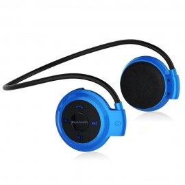 Skládací Stereo MP3 sluchátka, FM rádio, BT 4.0, MicroSD, USB kabel