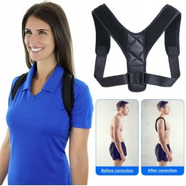 Corrector for correct posture YOSYO, for straight back, adjustment of wrong posture, universal