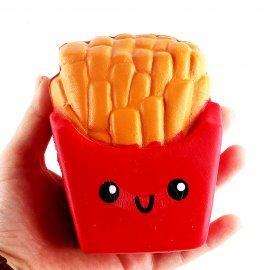 French Fries Stress Relaxing Squeezer