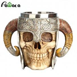Kvalitný nerezový polliter na pivo s ktorým vzbudíte pozornosť! Viking Ram Warrior