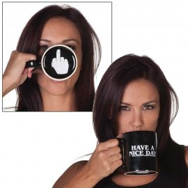 Super funny gift - Mug - Have a Nice Day