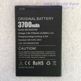 Baterie pro DOOGEE x7 x7s 3700mAh, original /Poštovné ZDARMA!