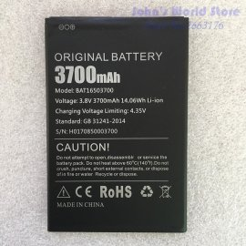 Battery for DOOGEE x7 x7s 3700mAh, original