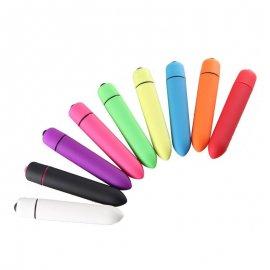 Silný mini vibrátor v diskrétním balení - 10 módů, vodotěsný, stimulace klitorisu a bodu G /Poštovné ZDARMA!