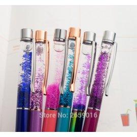 Gumovací pero 0.5mm, 8 barev /Poštovné ZDARMA!