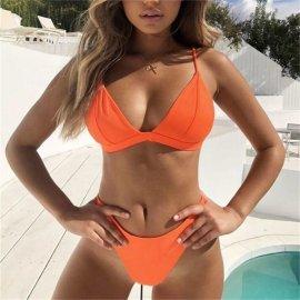 Sexy dámské dvoudílné plavky, Bikini set /Poštovné ZDARMA!