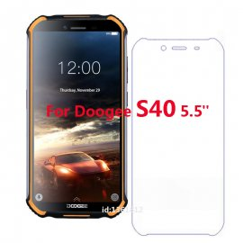 Tempered glass for Doogee S40, Tempered glass 9H, Anti explosion