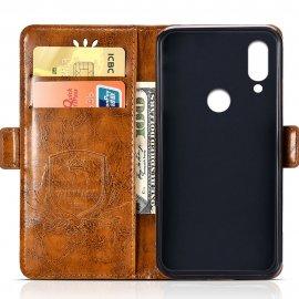 Pouzdro pro Doogee N10, flip, peněženka, stojánek, PU kůže /Poštovné ZDARMA!