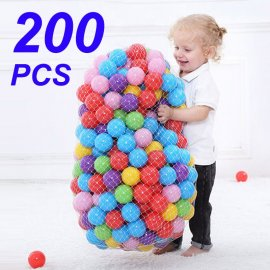 200ks barevných balónků pro děti /Poštovné ZDARMA!