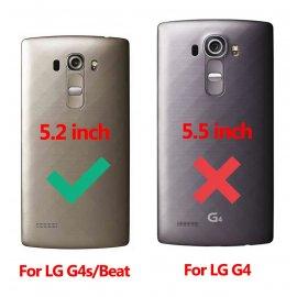 Pouzdro pro LG G4s Beat H731 H735 H736, flip /Poštovné ZDARMA!