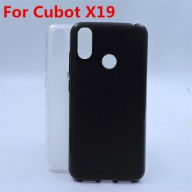 Silicone Case for Cubot X19 X 19 5.93 ""