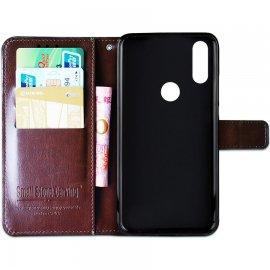 Pouzdro pro Doogee Y8, flip, peněženka, stojánek, PU kůže /Poštovné ZDARMA!