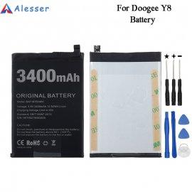 Baterie pro Doogee Y8 3400mAh, original /Poštovné ZDARMA!