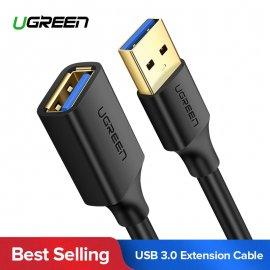 UGREEN kvalitní prodlužovací kabel USB 3.0 / 2.0 Male / Female /poštovné ZDARMA!