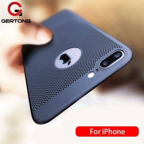 Ultratenké pouzdro pro iPhone 6 6s 7 8 Plus 5 5S SE X S MAX, odvod tepla /Poštovné ZDARMA!