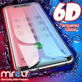 6D Tvrzené sklo pro Xiaomi Redmi Note 7 6 Pro 5 4X CC9 Mi 9 SE 8 A2 Lite A3, Tempered glass 9H