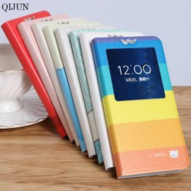 Case for Cubot R9 R11 X18 Plus H2 H3 Note With Rainbow Plus 2, flip, stand, magnet, PU leather