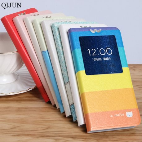 Pouzdro pro Cubot R9 R11 X18 Plus H2 H3 Note S Note Plus Rainbow 2, flip, stojánek, magnet, PU kůže /Poštovné ZDARMA!
