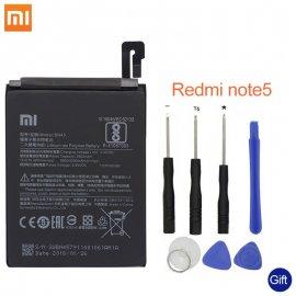Baterie pro Xiaomi Redmi 3 3S 3X 4X 3 pro Note 3 5 5A Pro Mi 5X BM46 BN31 BN45 BM47, original /Poštovné ZDARMA!