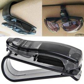 Držiak okuliarov do auta na slnečnú clonu - klip