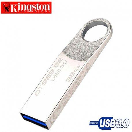 Kingston USB Flash Drive Pendrive 64GB 32GB 16GB Memory Cle USB 3.0 Metal Pen drive