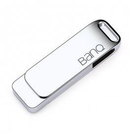 Krásny kovový Flash Disk BanQ MAX 256GB 128GB 64GB 32G 16GB USB 3.0 / Poštovné ZADARMO!