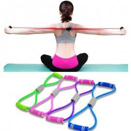 Posilovací guma, elastická pro cvičení, jógu, fitness /Poštovné ZDARMA