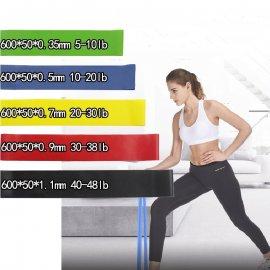 Odporová latexová guma, elastická pro cvičení, jógu, fitness /Poštovné ZDARMA