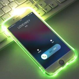 LED blikací pouzdro pro iPhone X XS XR XS Max iPhone 5 5s 6 6S 7 8 Plus /Poštovné ZDARMA!