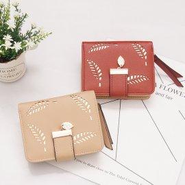 Krásná dámská peněženka - zip - přihrádka na karty / doklady - bankovky - mince /Poštovné ZDARMA!