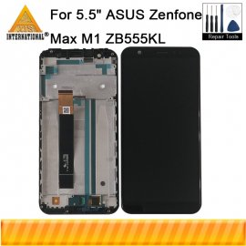 AMOLED for SAMSUNG Galaxy S9 Plus LCD Touch Screen Digitizer Assembly with Frame S9+ S9 LCD G960 G965 Replacement