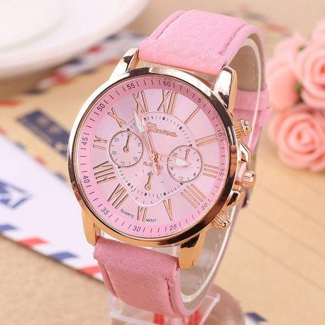 Dámské hodinky Geneva /Poštovné ZDARMA!