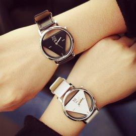 Dámske hodinky Triangle, Quartz, kožený remienok / Poštovné ZADARMO!