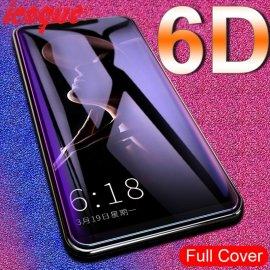 6D Tvrzené sklo pro OPPO Reno 2 Z 2Z Ace Realme Q 5 3 XT X2 Pro X OPPO A5 A9 2020 F11 Realme 3 Pro, Tempered glass 9H