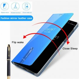 Smart Mirror Case for Samsung Galaxy S8 S9 Edge S6 S9 Edge S6 Note 9 8 J7 J5 2016 A6 A8 J4 J8 J6 2018 A5 2017