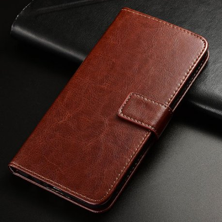 Case for Cubot X15, flip, stand, wallet, PU leather