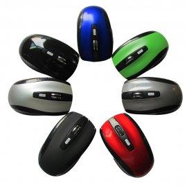 Optická bezdrátová myš 3 tl., 2.4Ghz, USB 2.0, PnP, Malloom 2019 /Poštovné ZDARMA!
