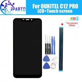Dotyková obrazovka + LCD pre SAMSUNG Galaxy S9 S9 Plus G960 G965, AMOLED