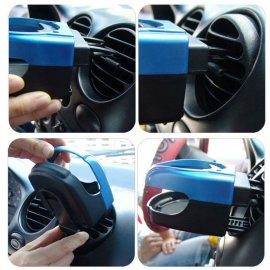 Držák nápojů do auta do ventilace SD-1003