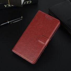 Case for Leagoo M5 Plus M7 M8 M9 M11 T5 T5C Z5 Lite Z7 S8 Pro S9 Kiicaa Power Mix Shark, Wallet, Stand, PU Leather