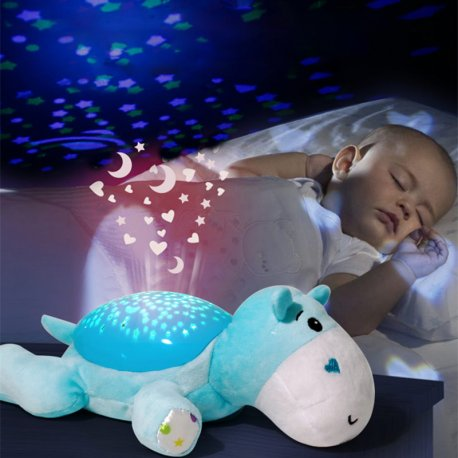 Soft toy / Night light with projection, 62 calming tunes / FREE SHIPPING!