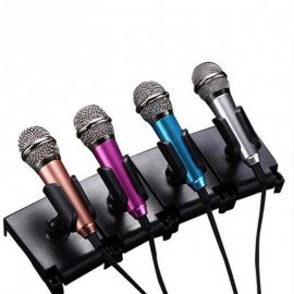 Mini Microphone, 3.5mm / FREE Shipping!