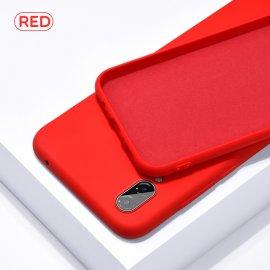 Jemné silikónové puzdro pre Samsung Galaxy A10 A20 A30 A40 A50 A70 A20E J4 J6 J8 A6 2018 Note8 9 10 S8 S9 S10 Plus S10e